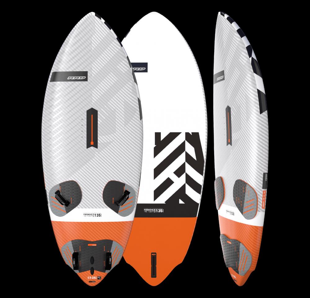 RRD Firemove LTD V4 - skiogsurf no